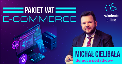 Szkolenie - Pakiet VAT E-commerce